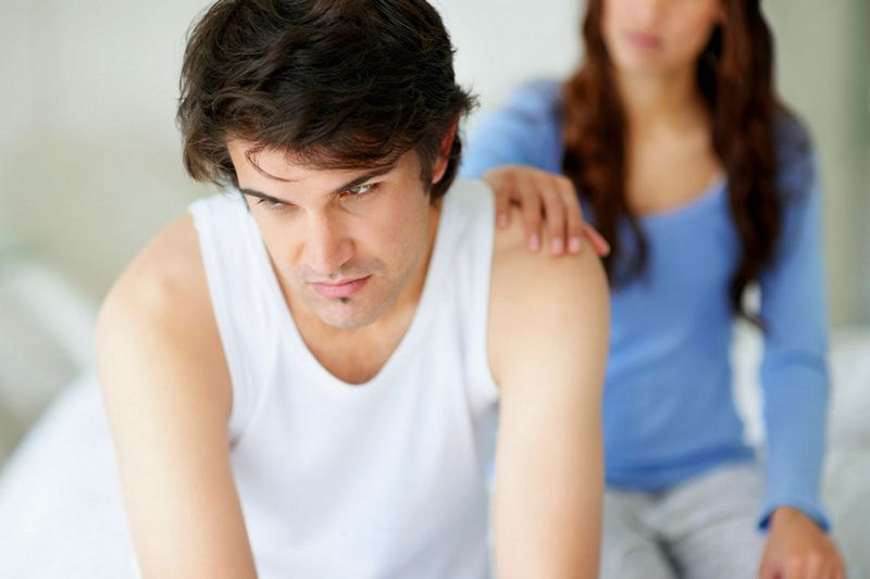 Erectile dysfunction support