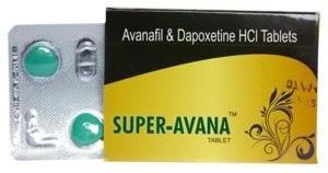 Super avana - Suhagra 50 1mg