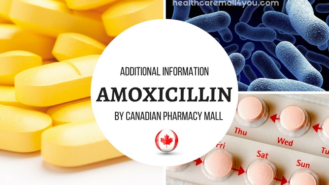 AMOXICILLIN additional info