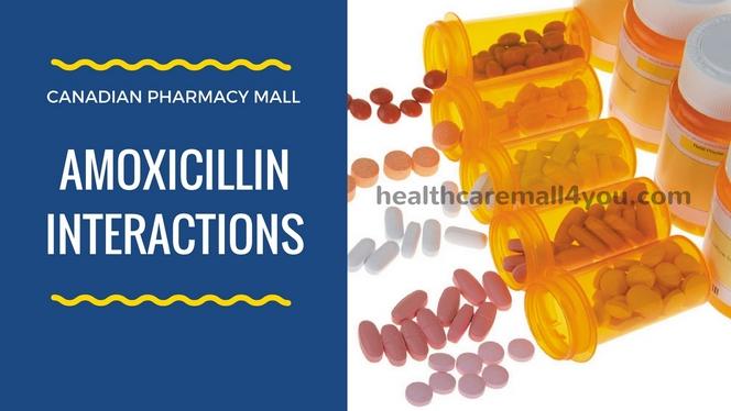 Amoxicillin Interactions