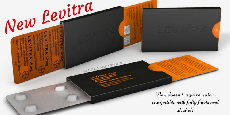 New Levitra