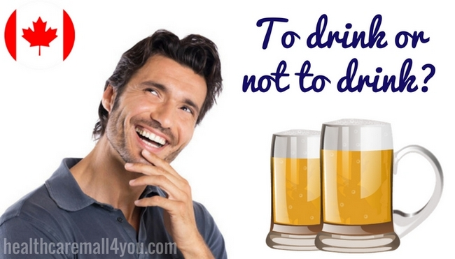 To drink or not to drink?