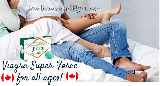 Viagra Super Force for all ages!