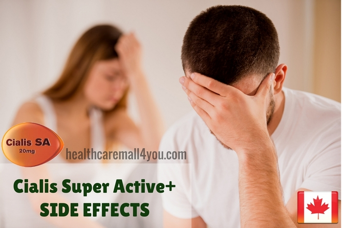 Cialis Super Active+Side Effects
