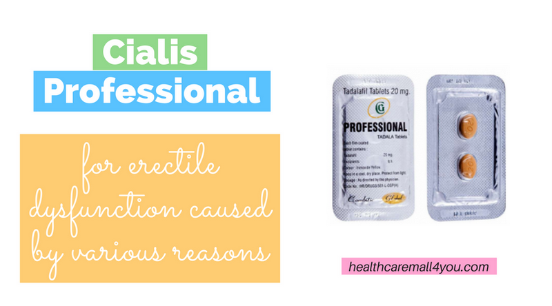 What is cialis professional