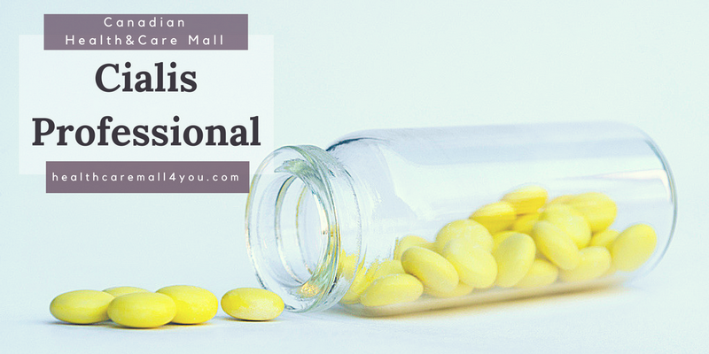 Cialis professional Canadian Pharmacy